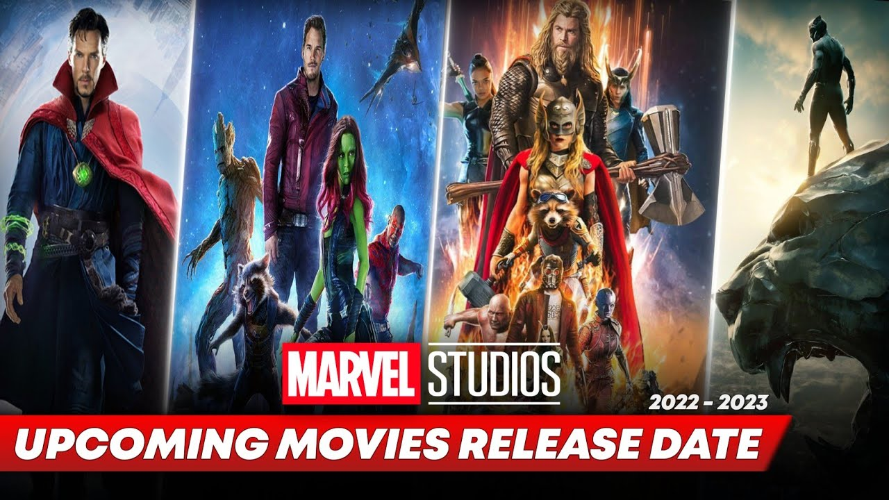 Download Marvel Upcoming Movies Release Date | Marvel Upcoming Movies In Hindi | Marvel Phase 4