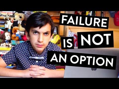How To NOT Feel Like a Failure | Free Advice