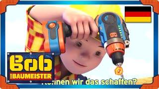 Bob der Baumeister Deutsch Ganze Folgen | Bobs Musikmix ⭐ 1 Stunde Bob Compilation⭐ Kinderfilm