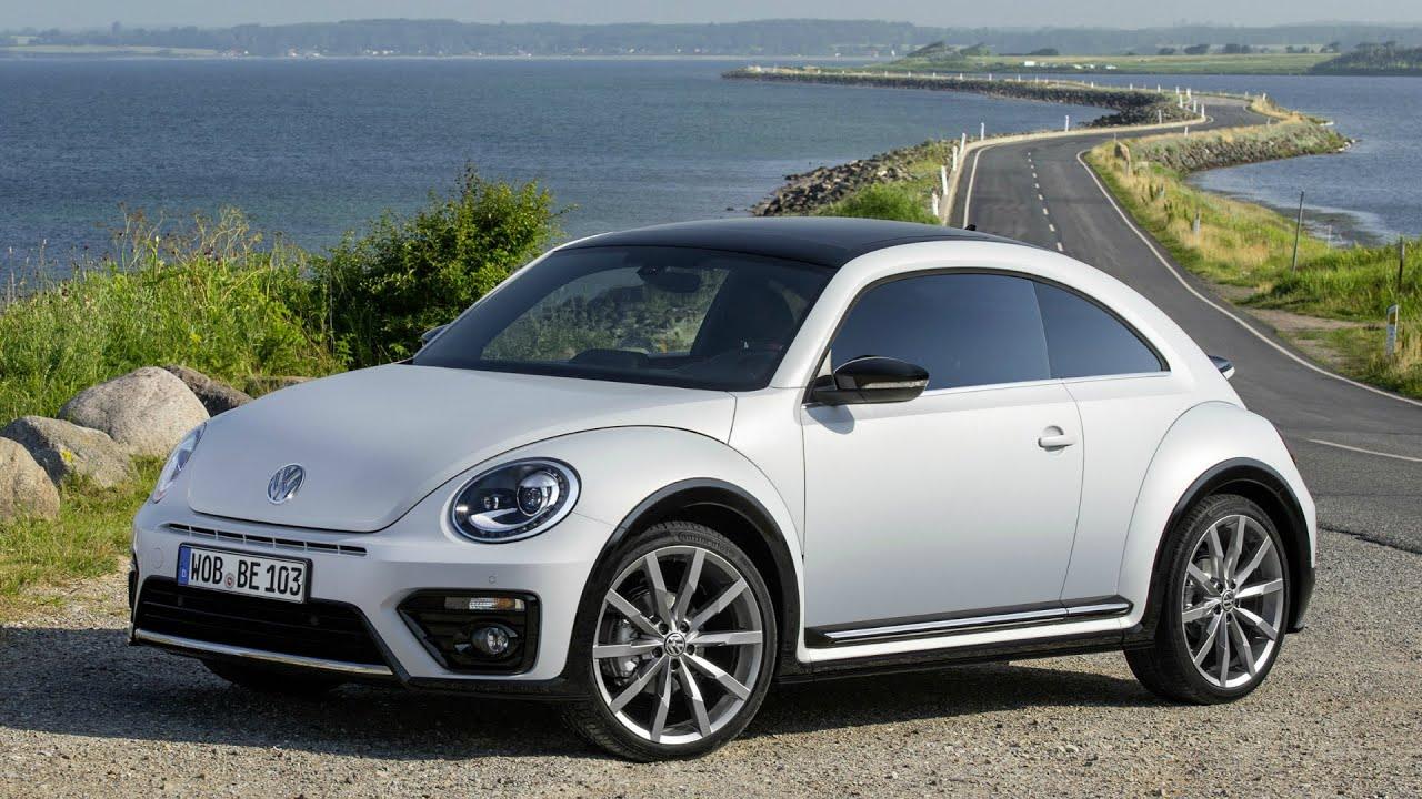 2017 Vw Beetle R Line Interior Exterior And Drive
