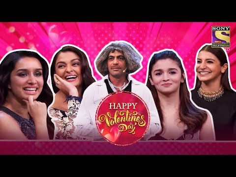 Dr. Gulati Gets Candid With The Bollywood Beauties | Valentine's Day Special