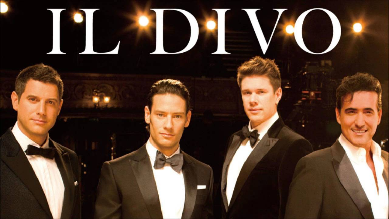 Love changes everything il divo michael ball a - Il divo man you love ...