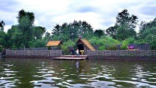 Отдых в Селе. Молодёжь Веселится(Сельская молодёжь тоже умеет отдыхать. Вот как она веселиться на сельском ставке. Отметили. Покупались...., 2016-06-12T05:07:47.000Z)