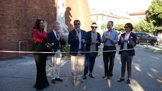 Открытие выставки Gustavo Aceves в Форте Дей Марми(, 2018-07-15T18:59:18.000Z)