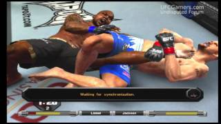 ufc 2009 undisputed ranked i sub a turbo controller player
