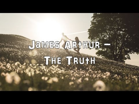 James Arthur - The Truth [Acoustic Cover.Lyrics.Karaoke]