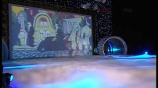 Алиса в стране чудес на льду, ледовое шоу, композитор Владимир Баскин
