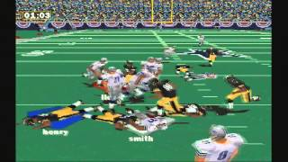 GAMEDAY 98 HALL of FAME Trollin - PS1 Classic