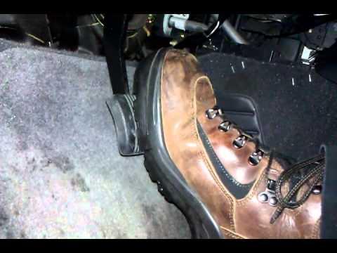 02 Solara SLE V6 brake pedal spongy