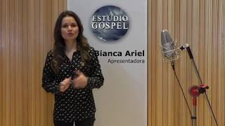 Chamada Estúdio Gospel com Bianca Ariel [Rede RVC Canal 8 NET TV]