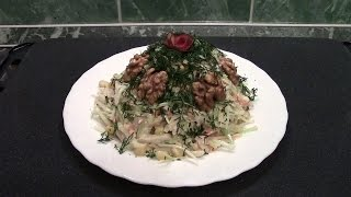 Как сделать витаминный салат для укрепления здоровья своими руками в домашних условиях