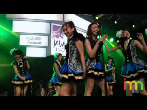 [IMJN] 140301 JKT48 - Heavy Rotation @Java Jazz Festival