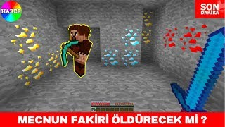 ZENGİN VS FAKİR #236 - Mecnun Fakiri Öldürecek mi? (Minecraft)
