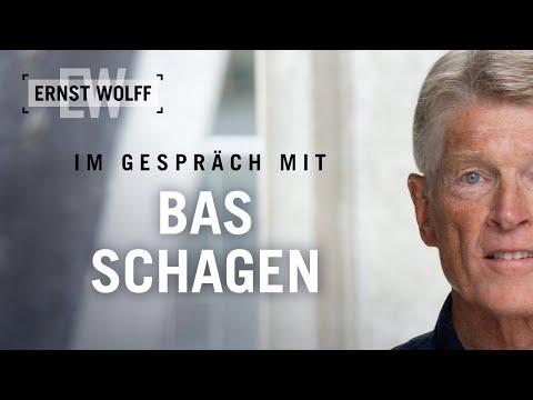 Finanzen und Krisenzeiten - Ernst Wolff im Gespräch mit Bas Schagen