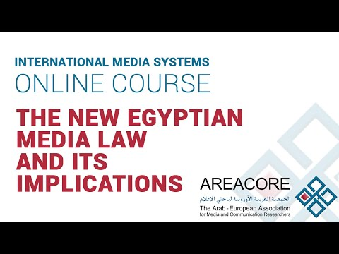 The new Egyptian media law and its implications