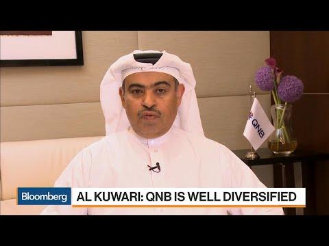 QNB's Al Kuwari Says Bank to Grow Organically