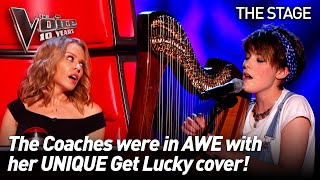 Anna McLuckie sings 'Get Lucky' by Daft Punk ft. Pharrell Williams   The Voice Stage #30