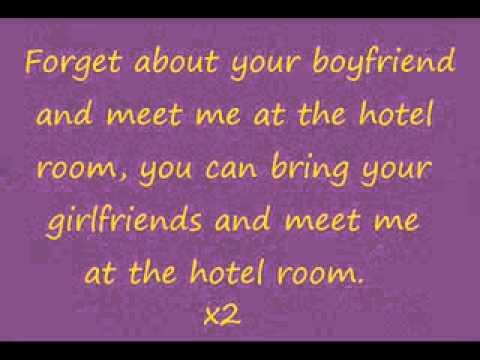 Pitbull - Hotel Room Lyrics