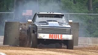 Smoke and Speed Series   Small Block Pro Stock   Listie,PA