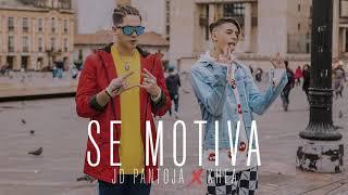 JD Pantoja & Khea - Se Motiva (Instrumental Edit)