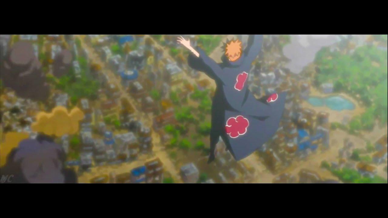Naruto Shippuden Pain Arc Chapter Of Sufferance