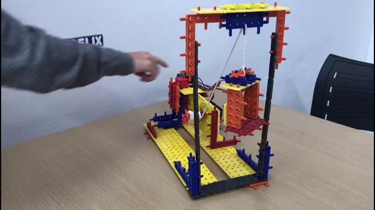 Robótica Educacional - Projeto Elevador Kids