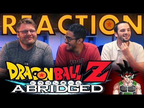 TFS Special - Bardock: Father of Goku REACTION!! Abridged