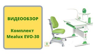 ВИДЕООБЗОР комплекта MEALUX EVO-30