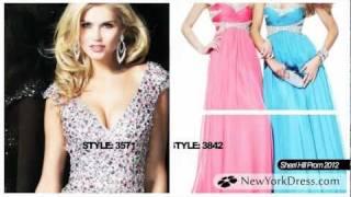 Sherri Hill Prom Dresses 2012 | NewYorkDress.com