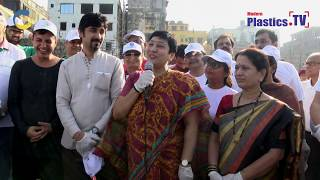PlastIndia joins hands with Afroz Shah for Versova beach cleanup project