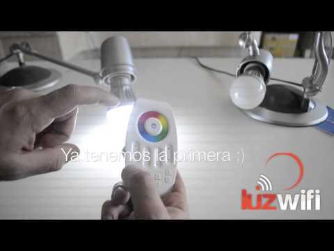 Bombillas Led con Wifi, como sincronizar el mando a distancia