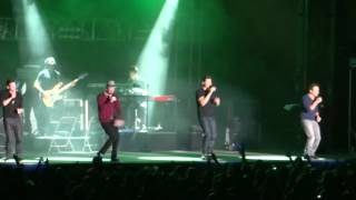 MixTape Festival 2012 - 98 Degrees - Give me just one night (una noche)