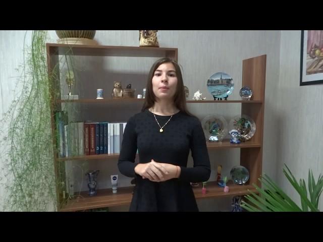 Изображение предпросмотра прочтения – ЕкатеринаВавилова читает произведение «Связь через сны» М.И.Цветаевой