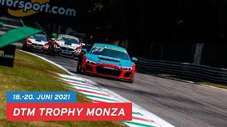 Heide-Motorsport // DTM Trophy @ MONZA