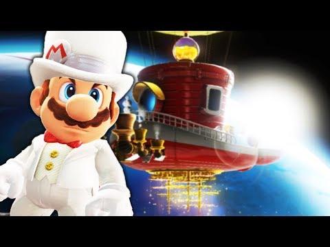 CINTA GUE DITOLAK - Super Mario Odyssey Indonesia #End