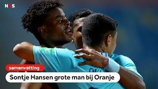 Oranje O17 naar kwartfinale WK   WK onder 17   NOS Sport