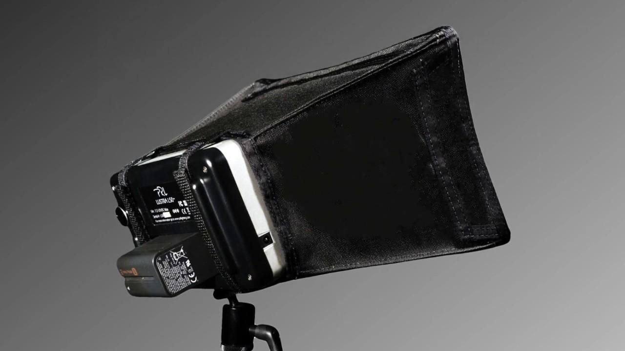 On Camera Led Prl Lighting Lustra How To Youtube