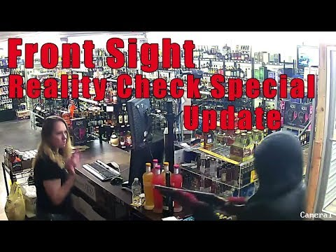 Reality Check Special Tina & Ashley At Front Sight-Liquor Store Robbery Victims Get Peace Of Mind
