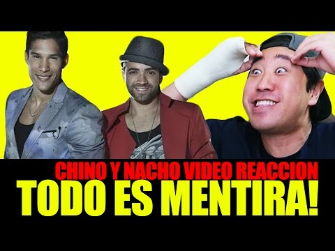 Chino y Nacho - Andas En Mi Cabeza ft. Daddy Yankee REACCION