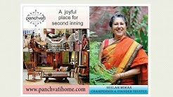 *PANCHVATI * India's first short stay assisted living facility for senior citizens.
