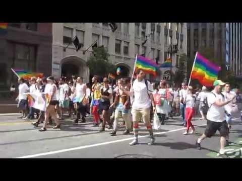 San Francisco Pride Parade 2015 SunPower Corporation