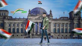 Happy Republic Day photo editing tutorial in PicsArt | 26 January Photo editing | SAMIM EDITZ