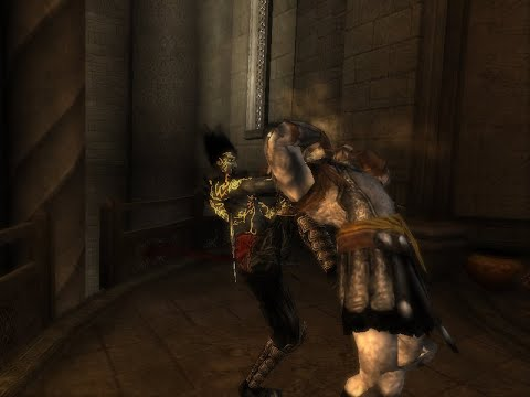 Prince of Persia 3 The Two Thrones Epic Stealth Speed Kills(The Dark Prince) |