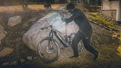 Varashälytin pyörään