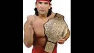 WWF Ricky Steamboat 1st Theme