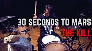 30 Seconds To Mars The Kill Matt McGuire Drum Cover
