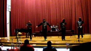 Lane College Talent Showcase 2014 1st Place winners (WeDemBoyz)