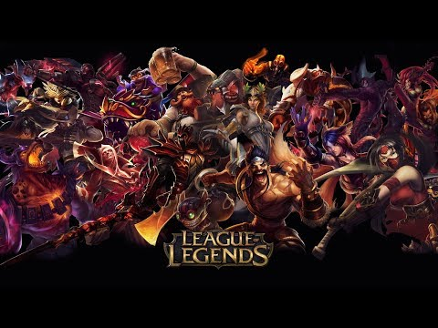 League of Legends matchmaking riggad