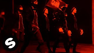 Смотреть клип Quintino - Teqno