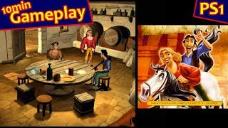 Gold and Glory: The Road to El Dorado ... (PS1) 60fps